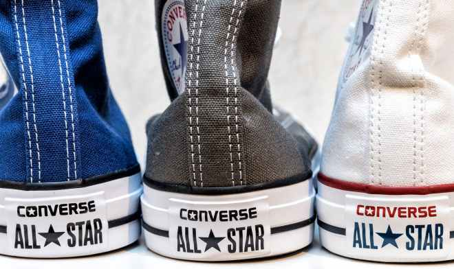 all star business casual close up